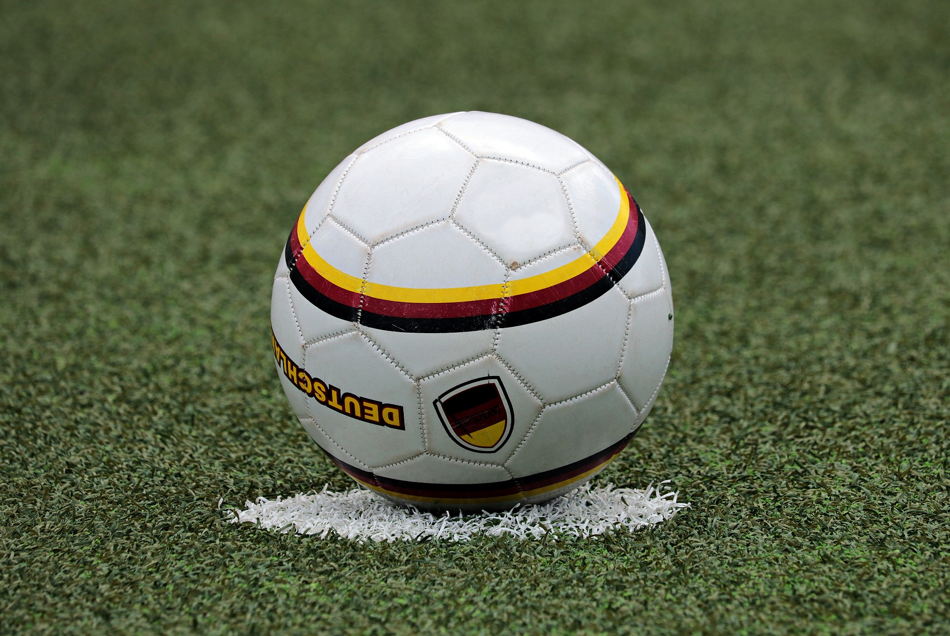 There Are Different Kinds Of Soccer Ball